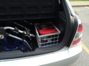 Trunk crate